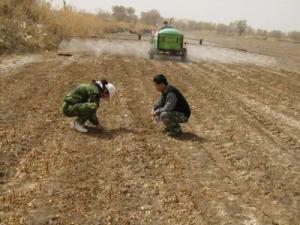 土壤改liang